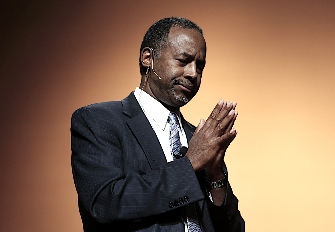 Ben Carson, United States Department of Housing and Urban Development, KOLUMN Magazine, KOLUMN
