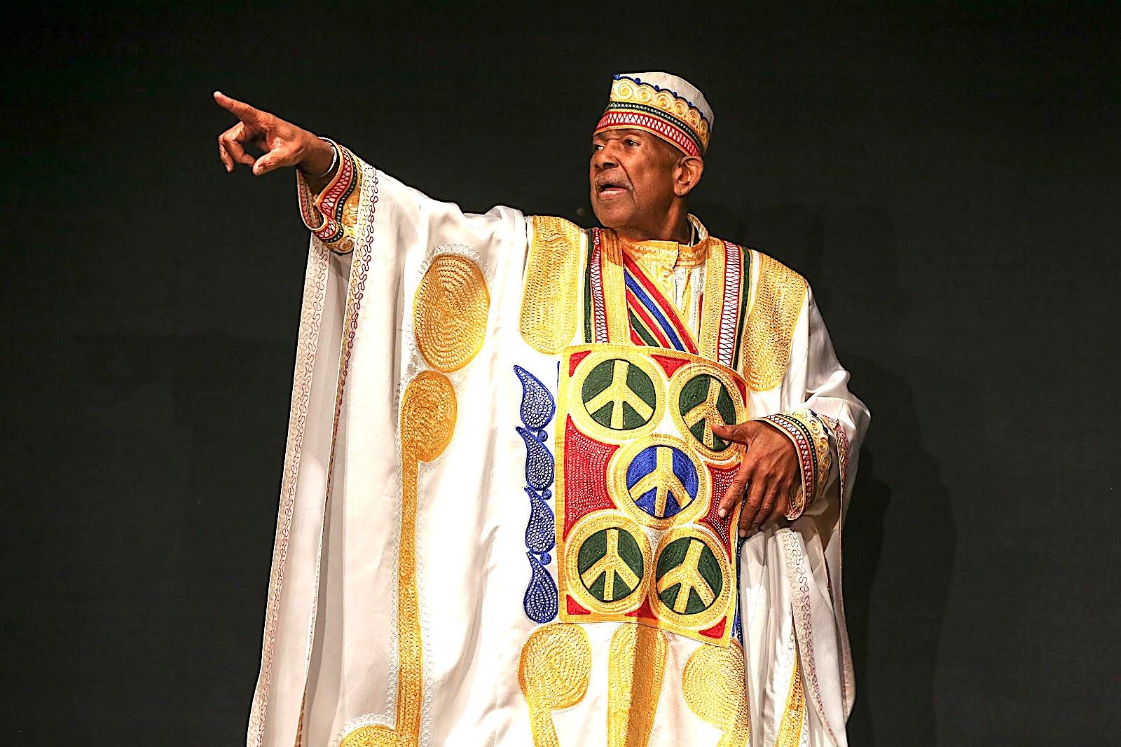 African American Dance Ensemble, Chuck Davis, African Dance, African Dance Choreographer, KOLUMN Magazine, KOLUMN