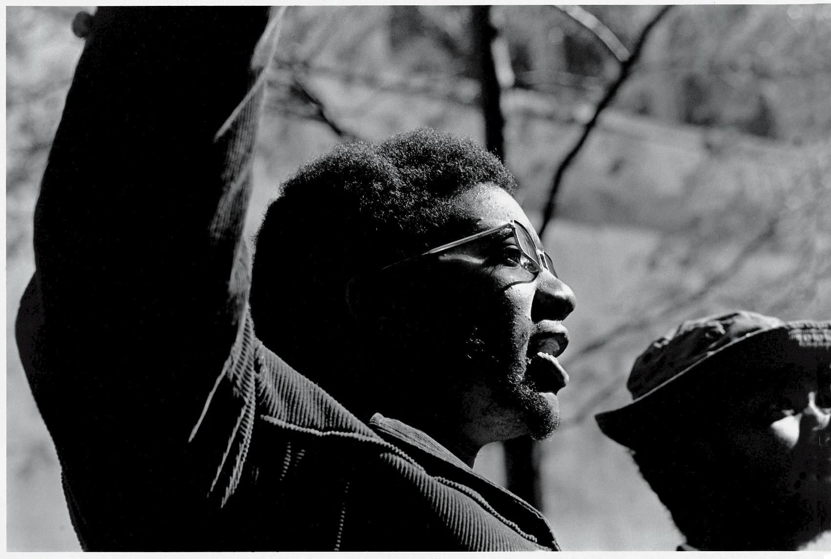 Fred Hampton, Black Panthers, Black Panther Party, BPP, KOLUMN Magazine, KOLUMN