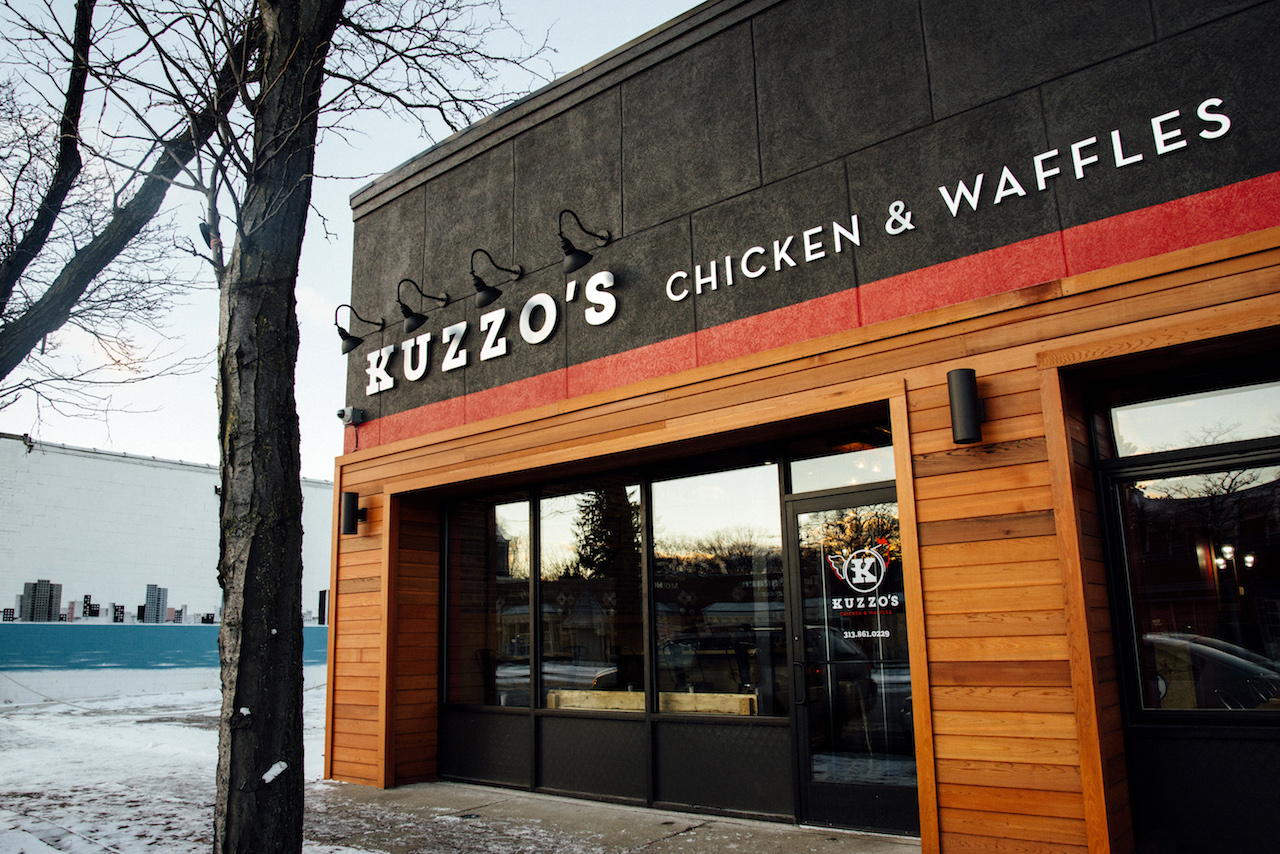 Great Eats, Detroit, Kuzzo's Chicken & Waffles, Black Business, Black Owned Business, Buy Black, KOLUMN Magazine, KOLUMN