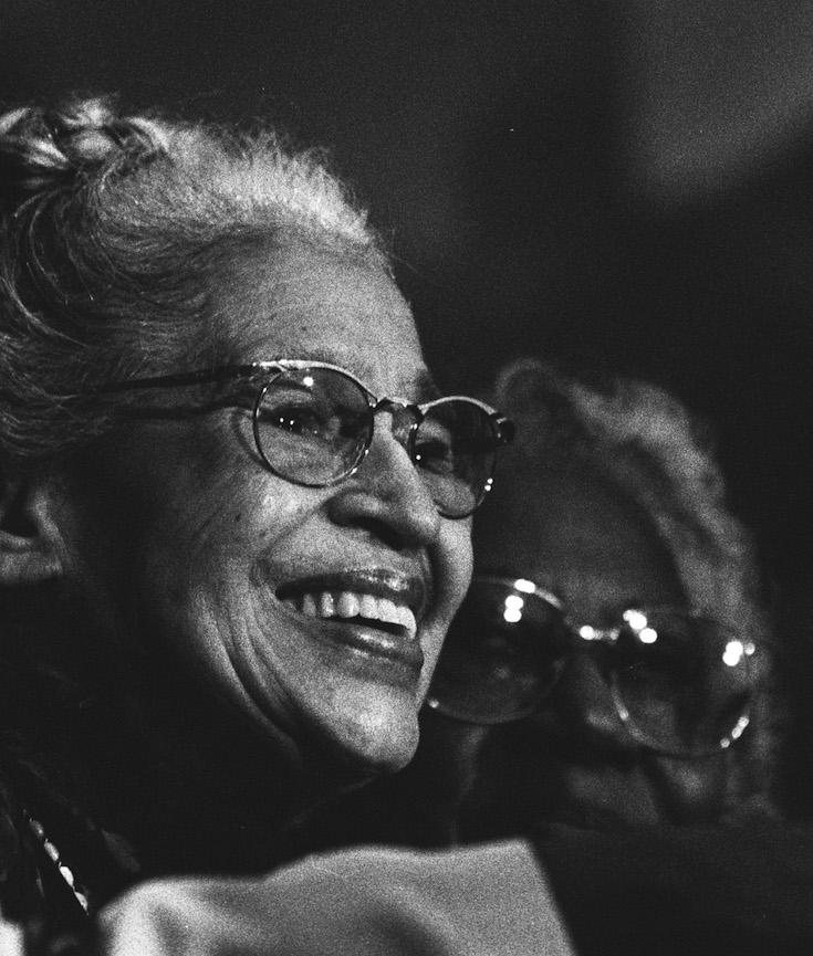 Rosa Parks, African American History, Black History, KOLUMN Magazine, KOLUMN