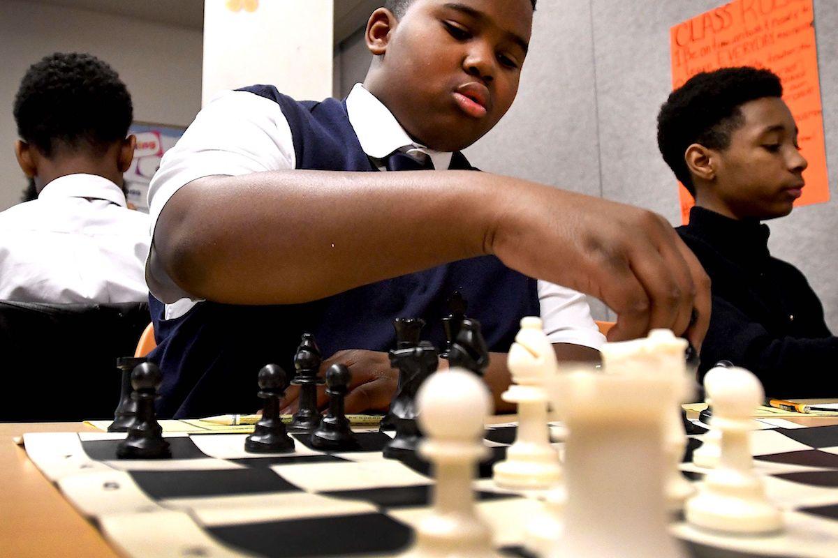 African American Education, Black Education, Chess, KOLUMN Magazine, KOLUMN