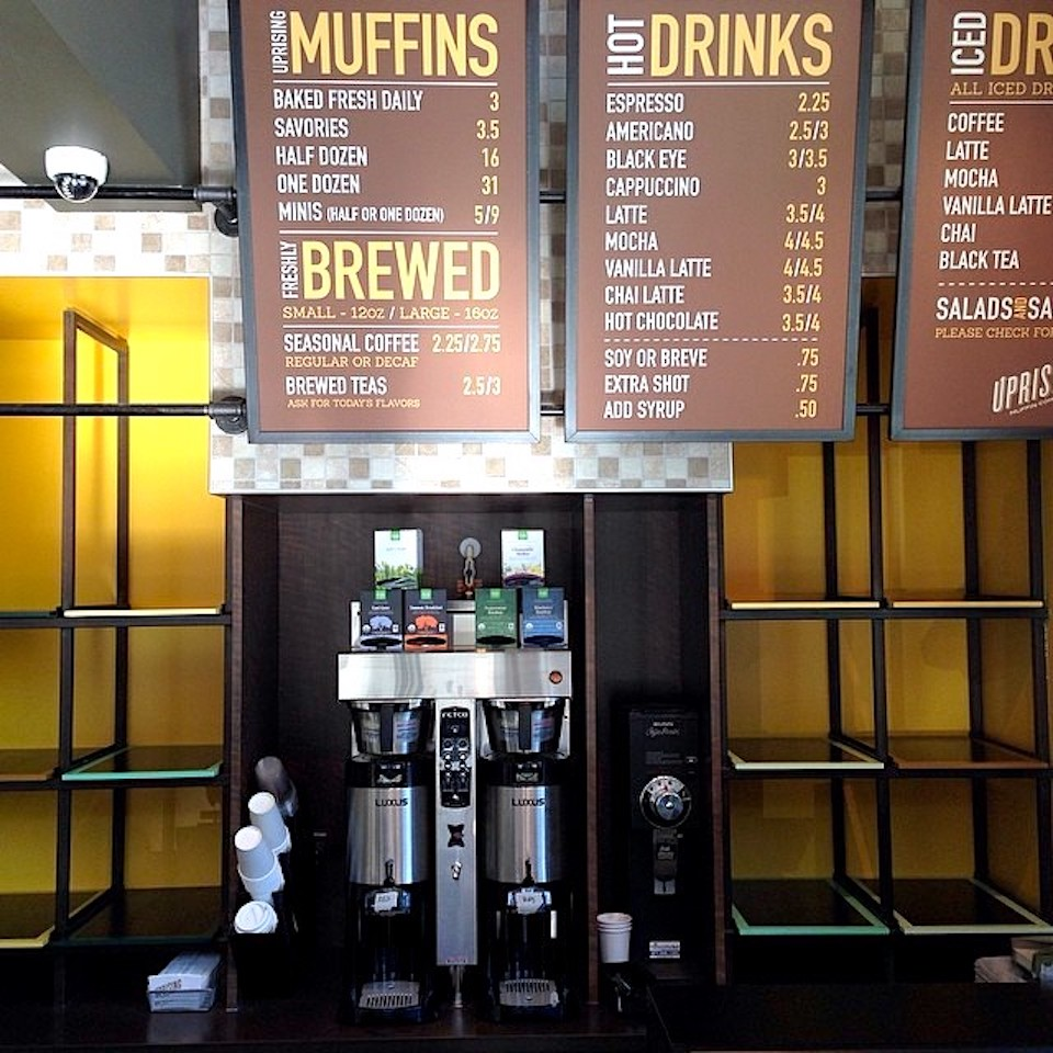 Great Eats, Washington DC Restaurants, Washington DC Coffee Shop, KOLUMN Magazine, KOLUMN