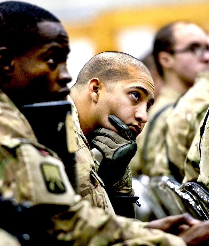 African American Servicemen, African American Soldier, Black Soldier, African American Military, KOLUMN Magazine, KOLUMN