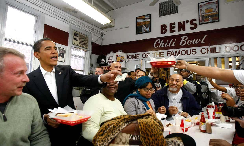 Ben's Chili Bowl, Washington DC Restaurants, Black Owned Restaurant, African American History, Black History, KOLUMN Magazine, KOLUMN