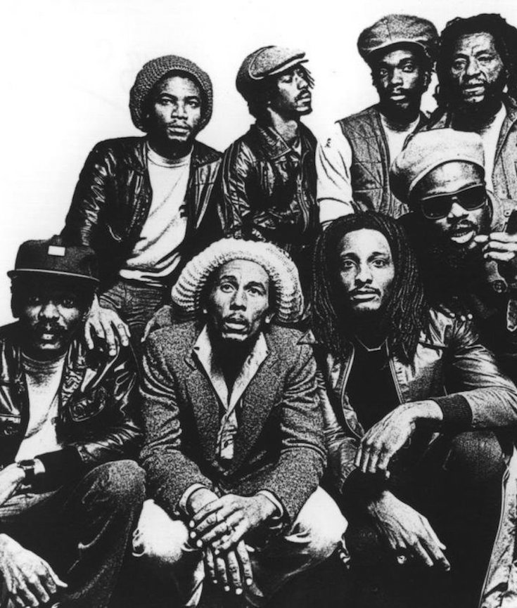 Bob Marley, The Wailers , Bob Marley & The Wailers, Jamaican Music, KOLUMN Magazine, KOLUMN