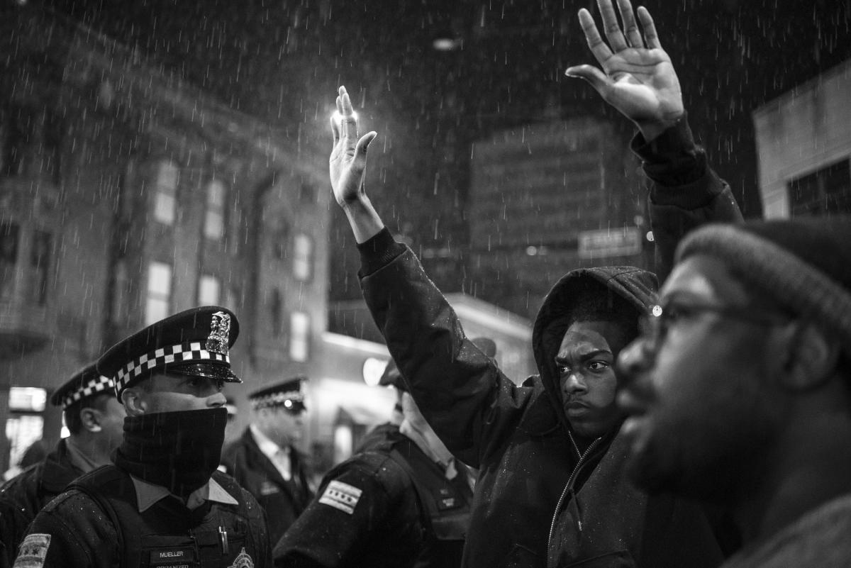 Police Brutality, Chicago Crime, Police Shootings, Crime Rate, Black On Black Crime, KOLUMN Magazine, KOLUMN