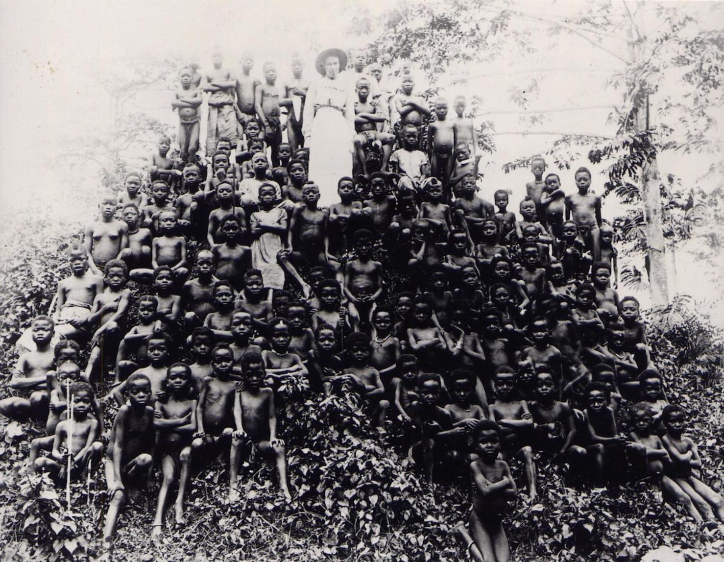 Congo, Colonialism, British Colonialism, African History, Black History, African Slave Trade, Slave Trade, KOLUMN Magazine, KOLUMN