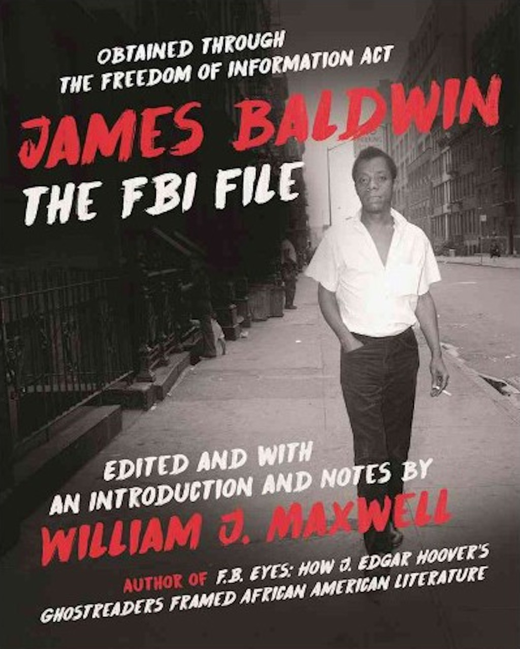 African American History, Black History, James Baldwin, African American Literature, FBI Files, KOLUMN Magazine, KOLUMN
