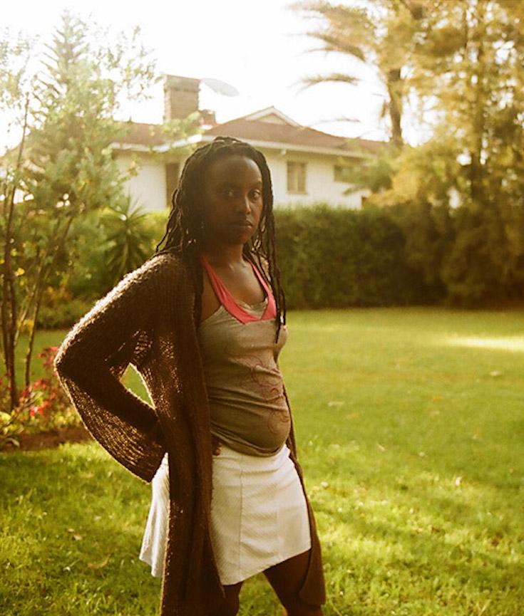 Mimi Cherono Ng'ok, African Art, Black Art, KOLUMN Magazine, KOLUMN