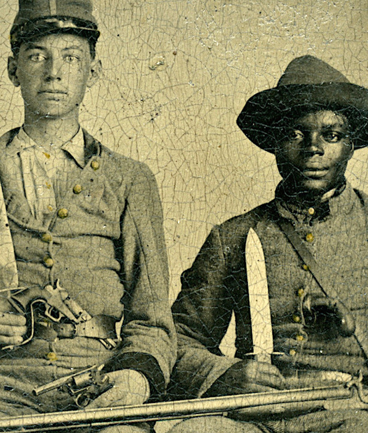 Andrew Chandler, Confederate Solders, Silar, KOLUMN Magazine, KOLUMN