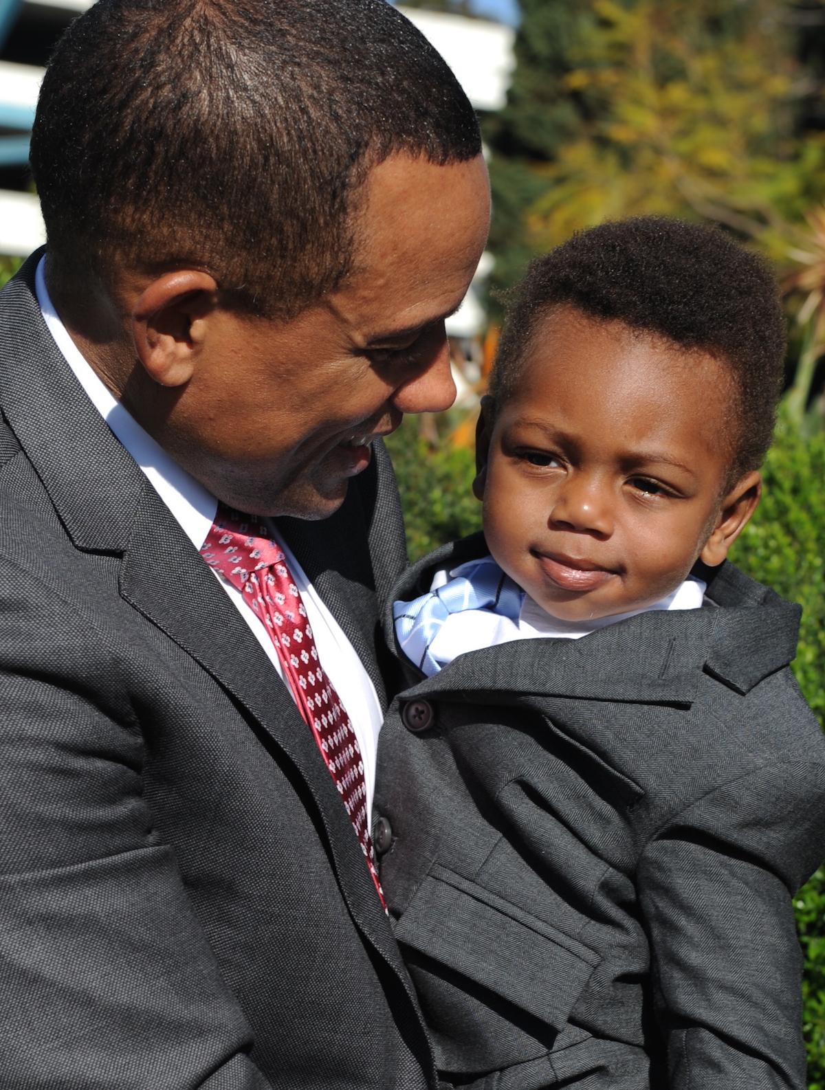 Hill Harper, African American Family, Black Family, KOLUMN Magazine, KOLUMN