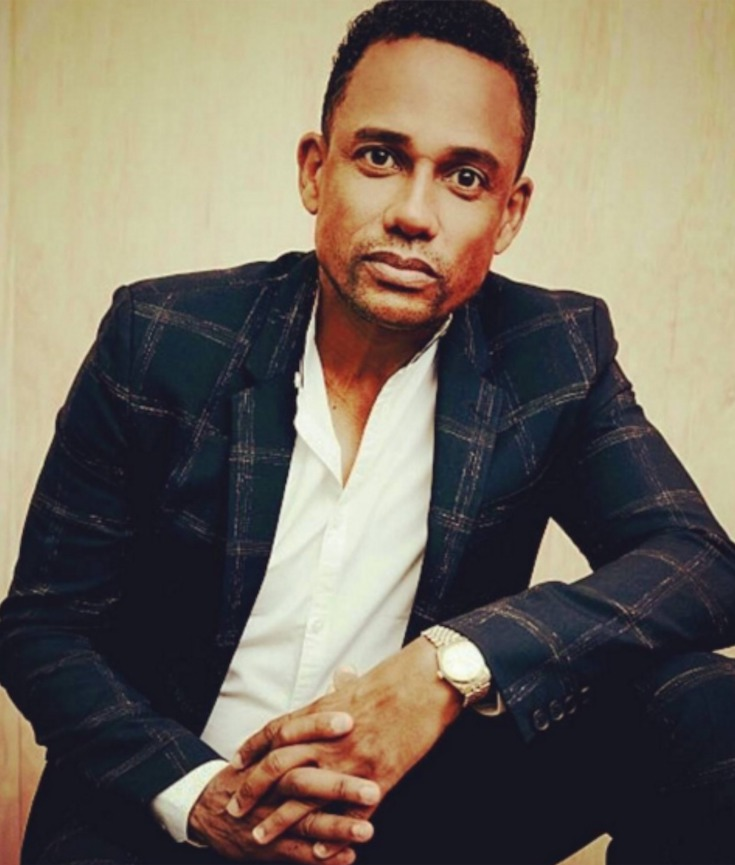 Hill Harper Adopted A Baby At Age 51 Black America Web