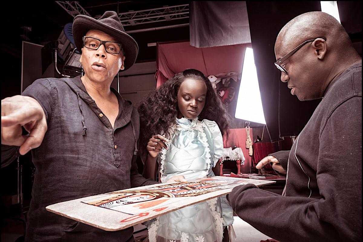 Pirelli Calendar, African Art, African Photography, KOLUMN Magazine, KOLUMN