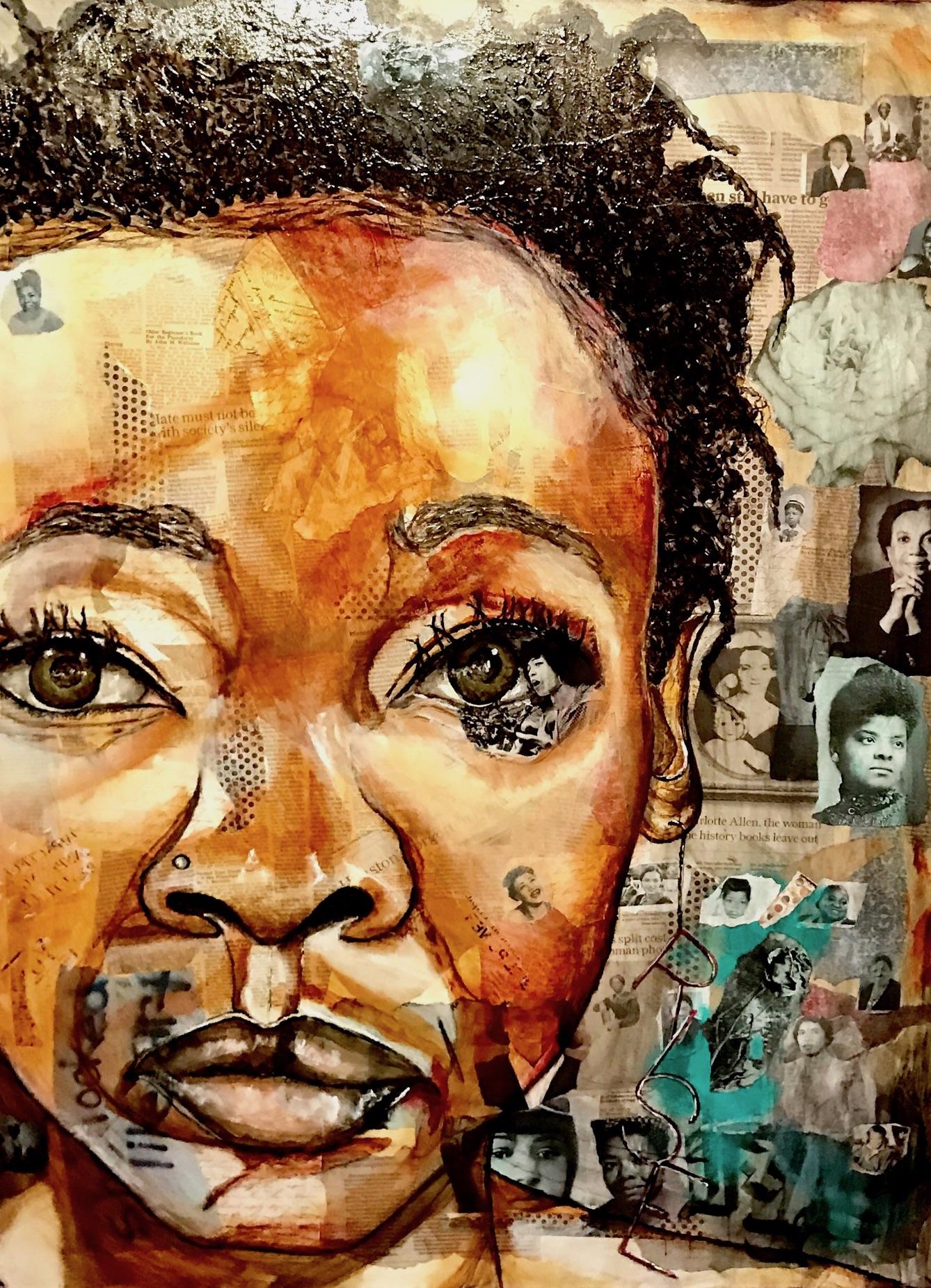 Romeo Clay Robinson, African American Art, Black Art, Houston Museum of African American Culture, HMAAC, KOLUMN Magazine, KOLUMN