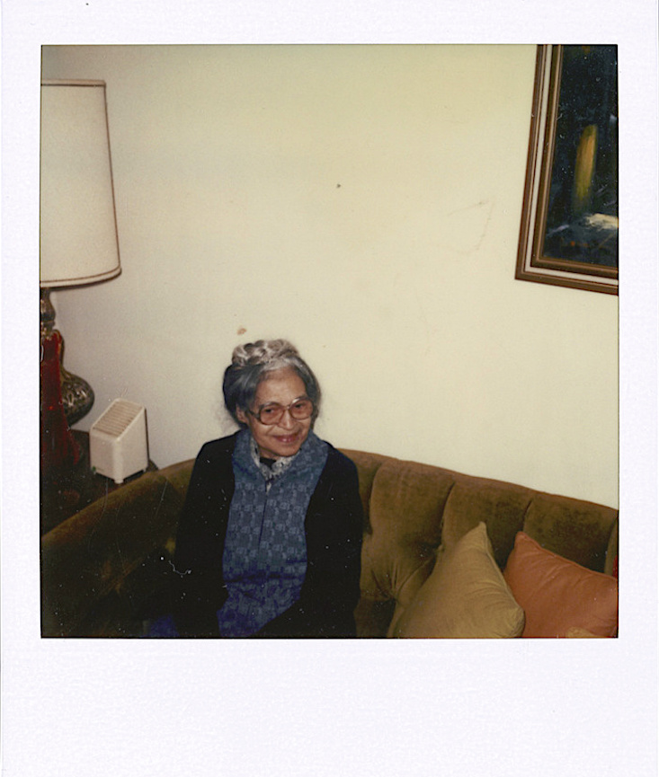 Rosa Parks, Civil Rights Movement, Civil Rights Activist, African American History, Black History, KOLUMN Magazine, KOLUMN