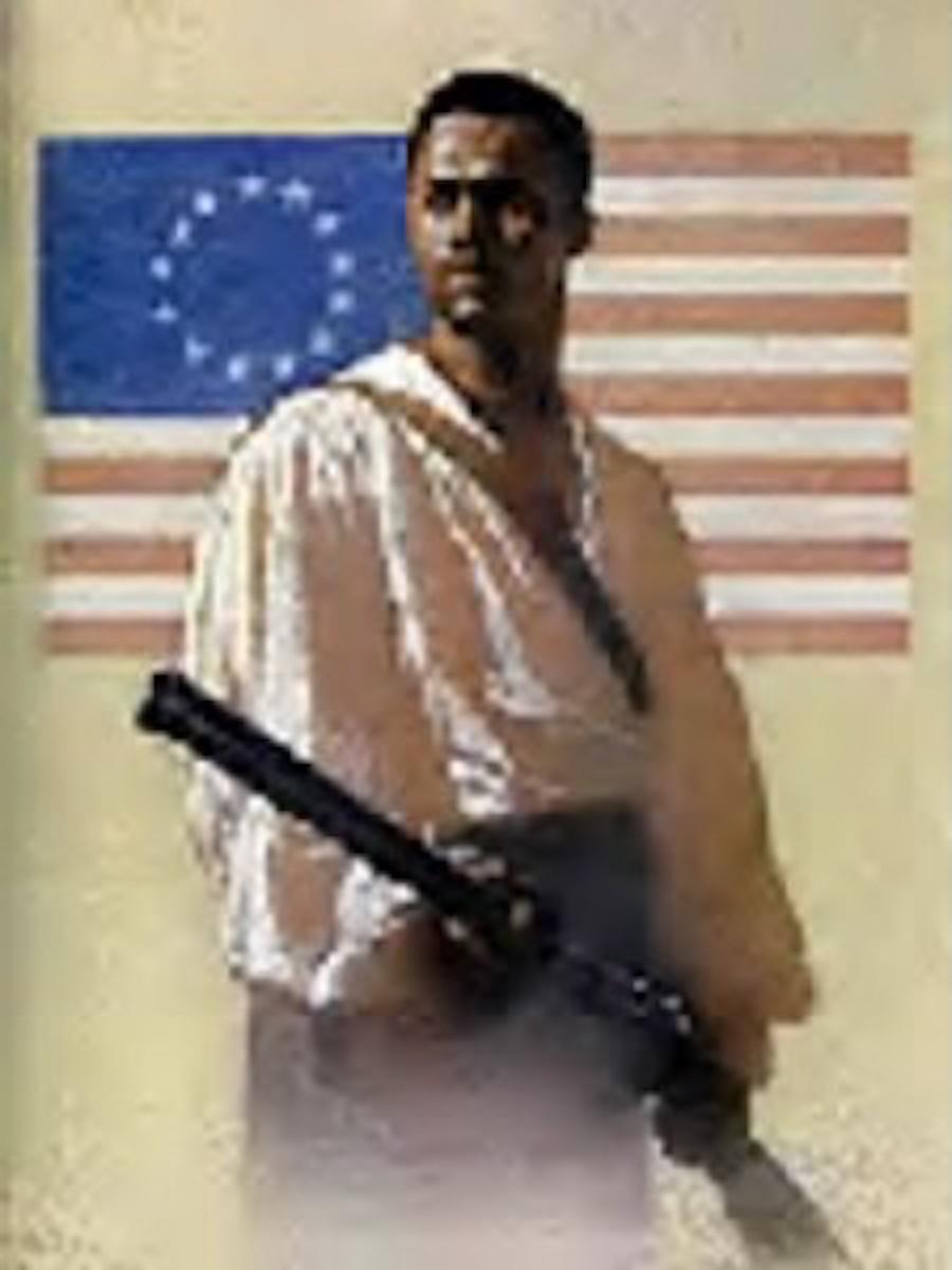 Poor Salem, Peter Salem, African American History, Black History, African American News, KOLUMN Magazine, KOLUMN