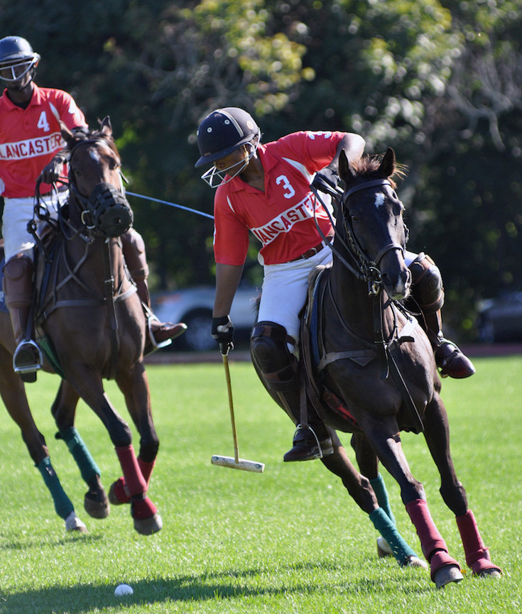Shariah Harris, United States Polo Association, USPA, Polo, African American Athletes, KOLUMN Magazine, KOLUMN