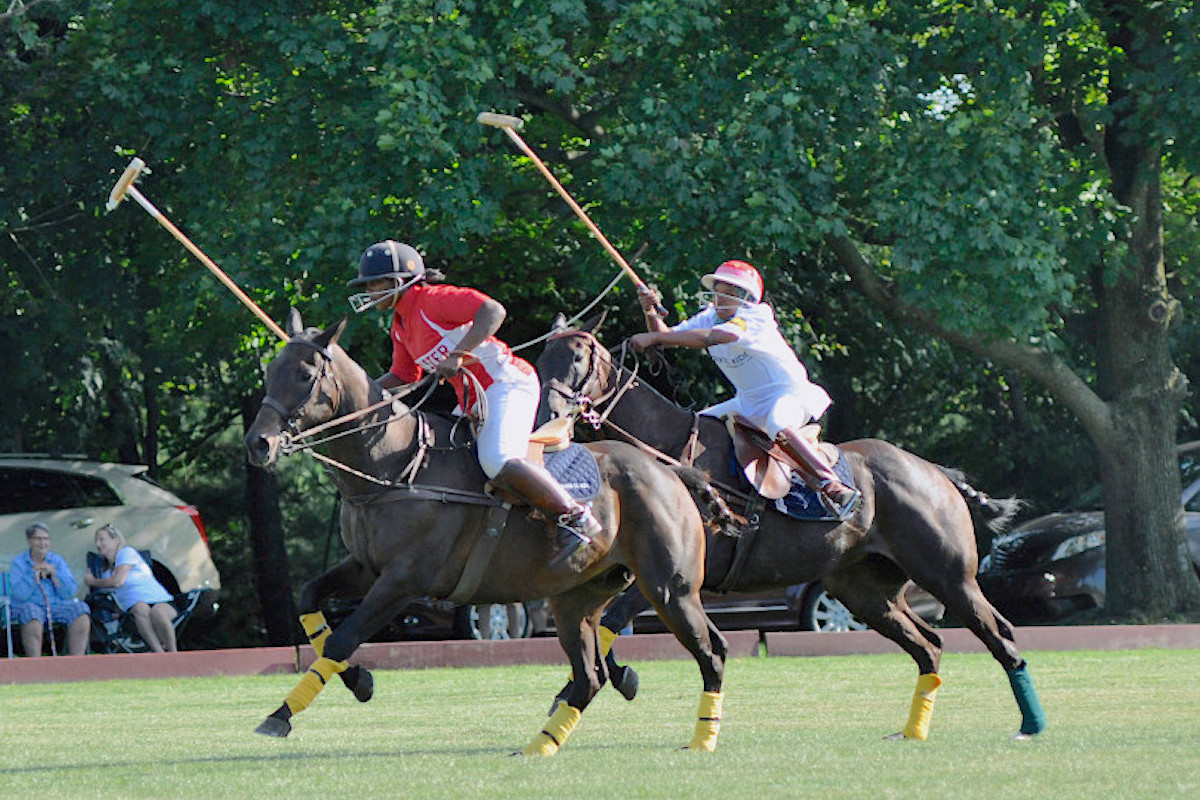 Shariah Harris, United States Polo Association, USPA, Polo, African American Athletes, KOLUMN Magazine, KOLUMN