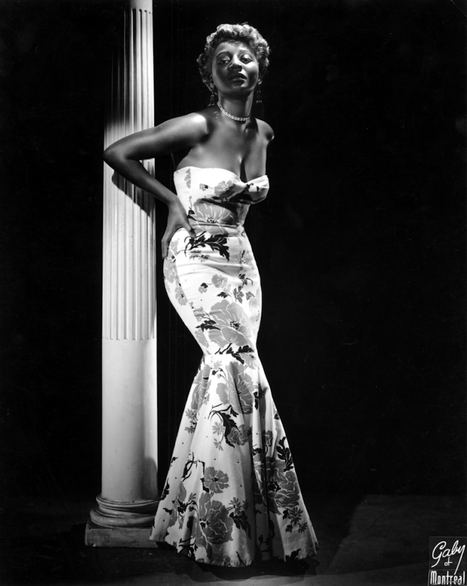 Zelda Wynn Valdes One Of The Most Influential African American Fashion Designers Black Then