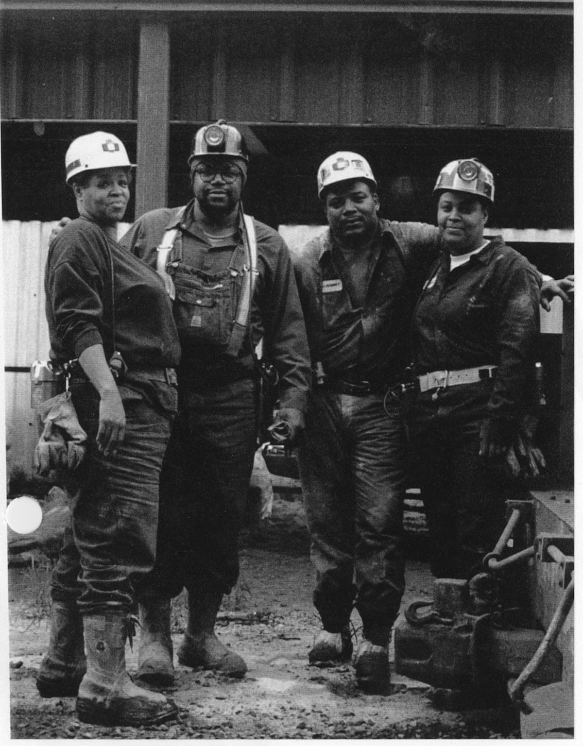 African American Coal Miners, African American Appalachian, African American Worker, KOLUMN Magazine, KOLUMN