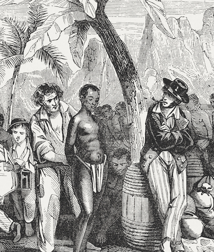 caribbean slavery African slaves were transported to spanish and portuguese colonies in the caribbean, mexico, and central & south america, starting very early in the 16th century many african slaves managed to escape slavery by learning to practice magic.
