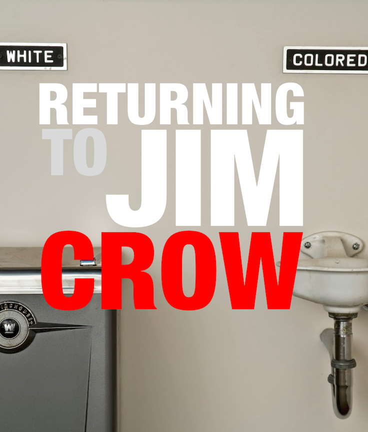 Jim Crow, Jim Crow Laws, Jeff Sessions, Mass Incarceration, War On Drugs, Prison Privatization, KOLUMN Magazine, KOLUMN