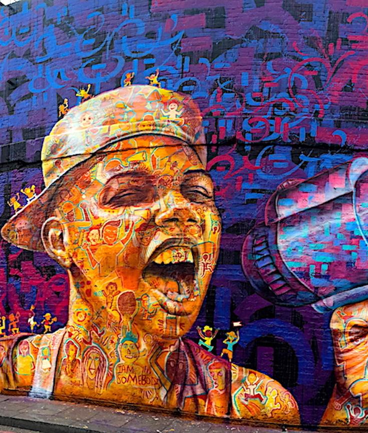 United States Department of Housing and Urban Development, Ben Carson, African American Families, African American Communities, Black Communities, Urban Murals, Joel Artista, KOLUMN Magazine, KOLUMN