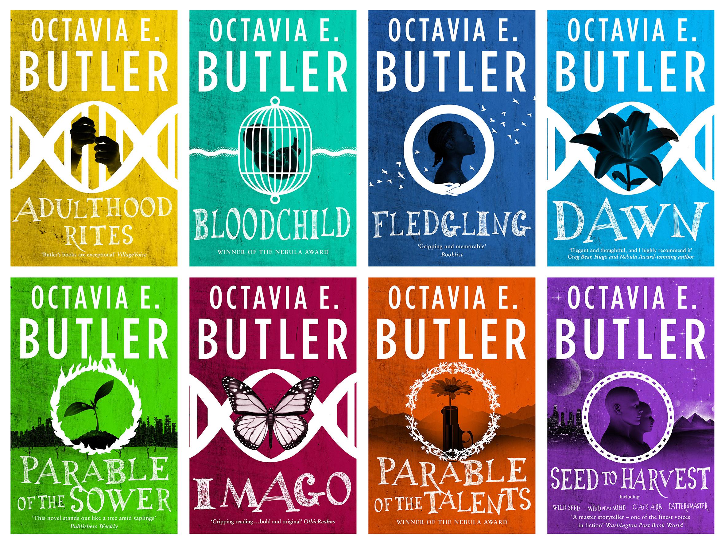 Octavia E Butler, African American Author, African American Literature, Patternmaster, Kindred, Xenogenesis, KOLUMN Magazine, KOLUMN