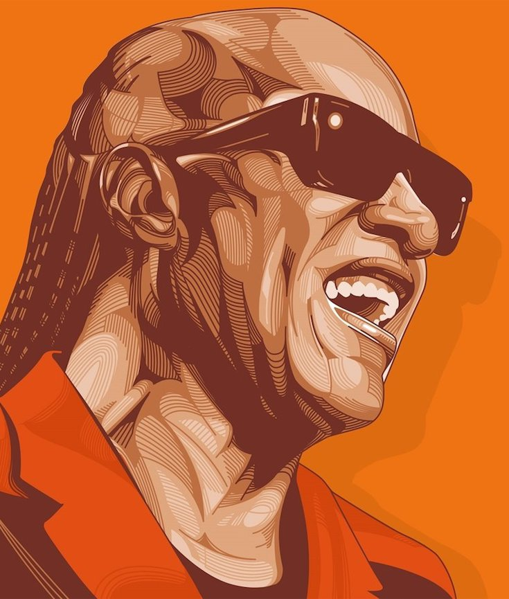 Stevie Wonder, Motown Music, Prince, African American News, KOLUMN Magazine, KOLUMN