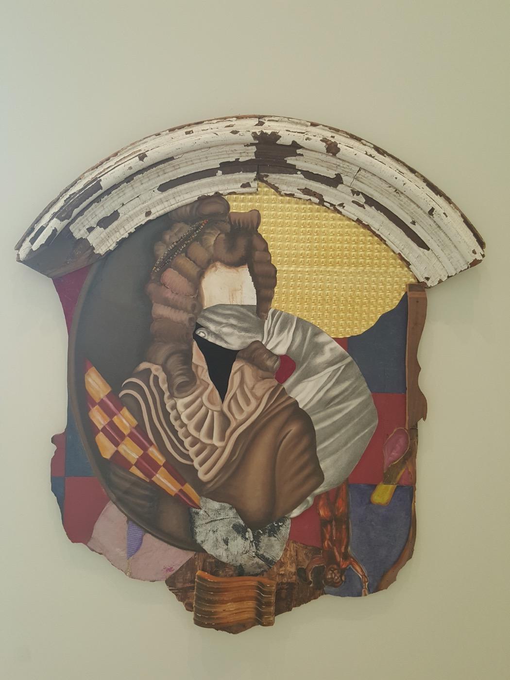 Miriam and Ira D. Wallach Art Gallery, Uptown, Sanford Biggers, African American Art, Black Art, KOLUMN Magazine, KOLUMN