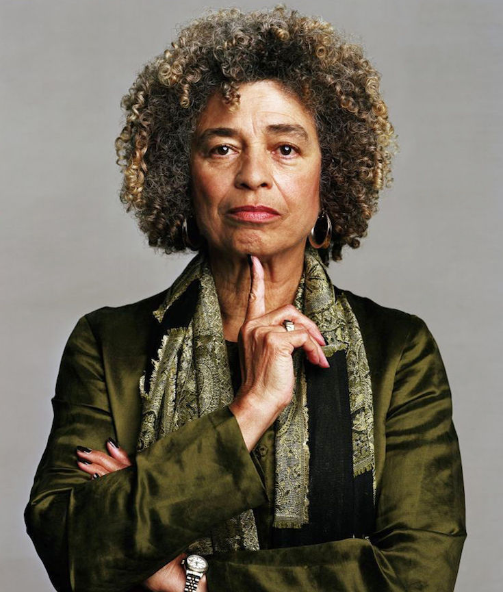 Angela Davis, Race Relations, Racial Equality, KOLUMN Magazine, KOLUMN