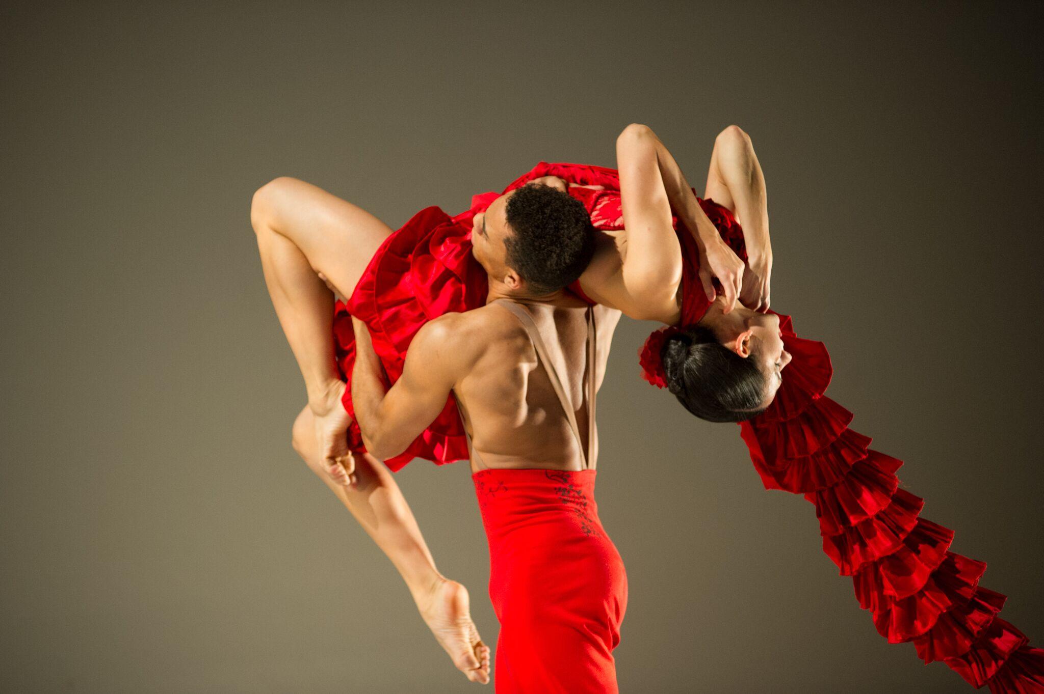 Hispanic History, Hispanic Art, Ballet, KOLUMN Magazine, KOLUMN