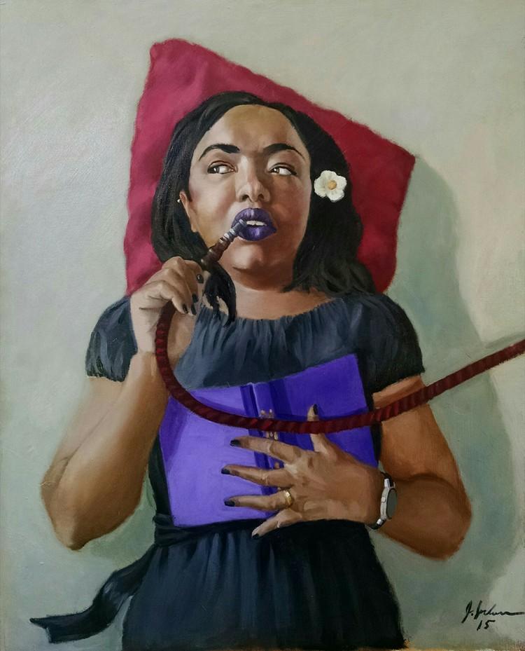 African American Art, African American Artist, Black Art, Black Artist, Jerry Jordan, KOLUMN Magazine, KOLUMN