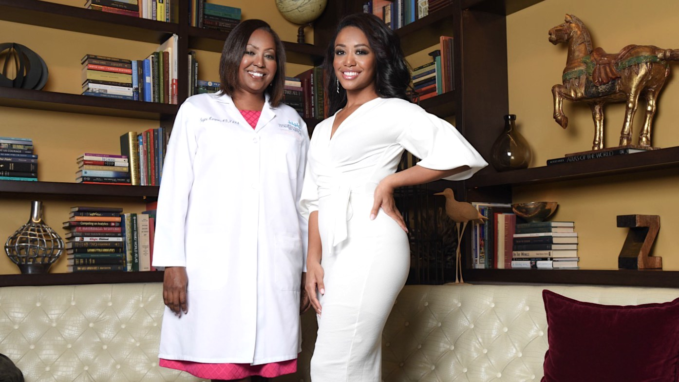 Cherry Blossom Intimates, Dr. Regina Hampton, Jasmine Jones, African American Business, BuyBlack, Black Business, KOLUMN Magazine, KOLUMN