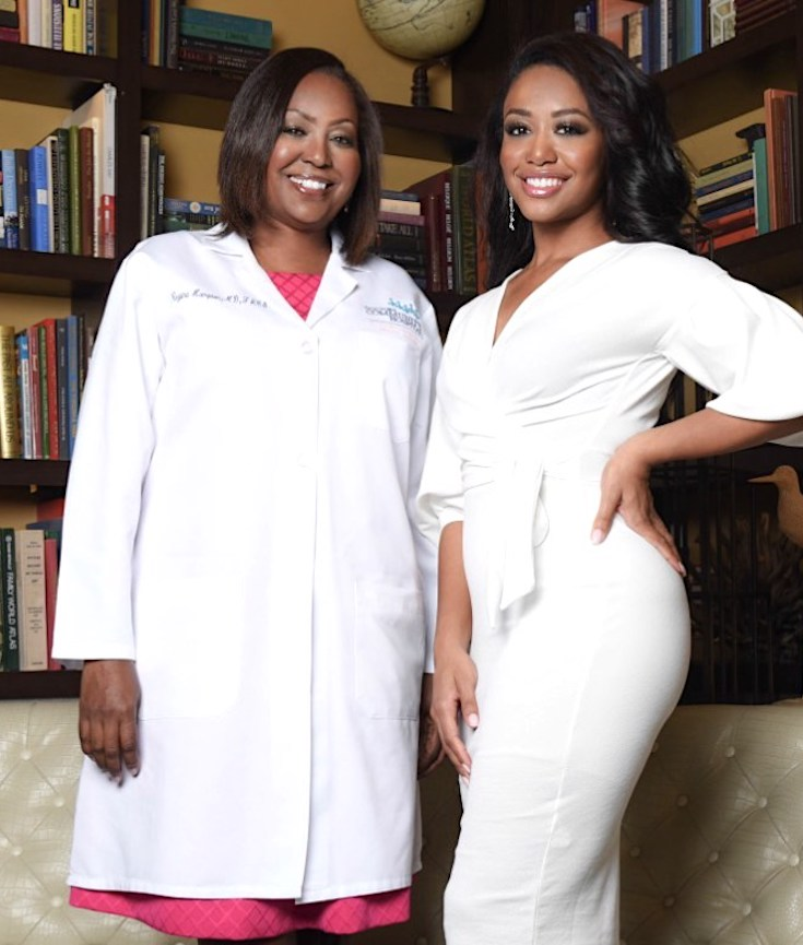 Cherry Blossom Intimates, Dr. Regina Hampton, Jasmine Jones, African American Business, BuyBlack, Black Business, KOLUMN Magazine, KOLUMN