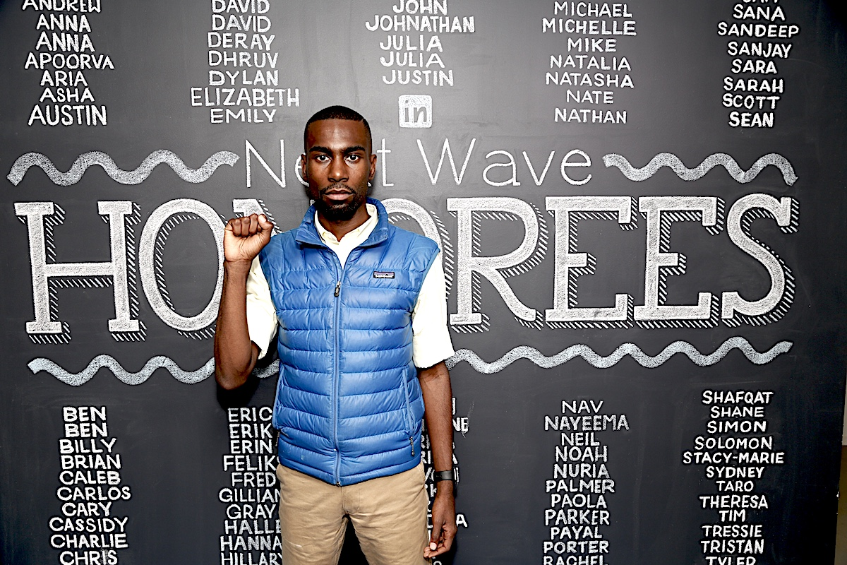 DeRay Mckesson, Black Lives Matter, BLM, #BLM, #BlackLivesMatter, Civil Rights Activist, KOLUMN Magazine, KOLUMN