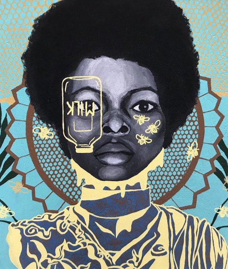 Drawingwhileblack Is An Online Celebration Of Gifted Black Artists Okayafrica