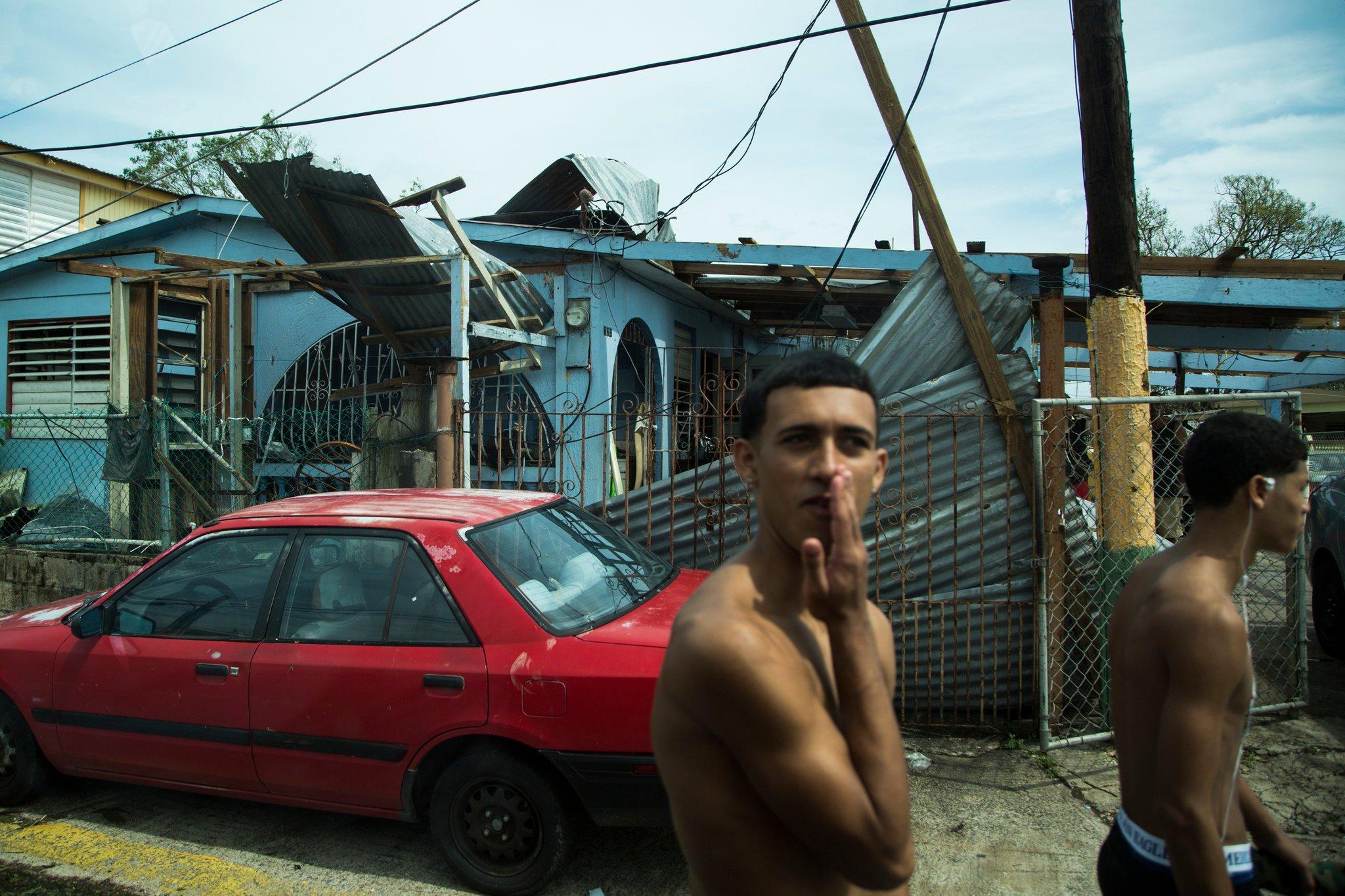 Hurricane Irma, Puerto Rico, Natural Disasters, KOLUMN Magazine, KOLUMN