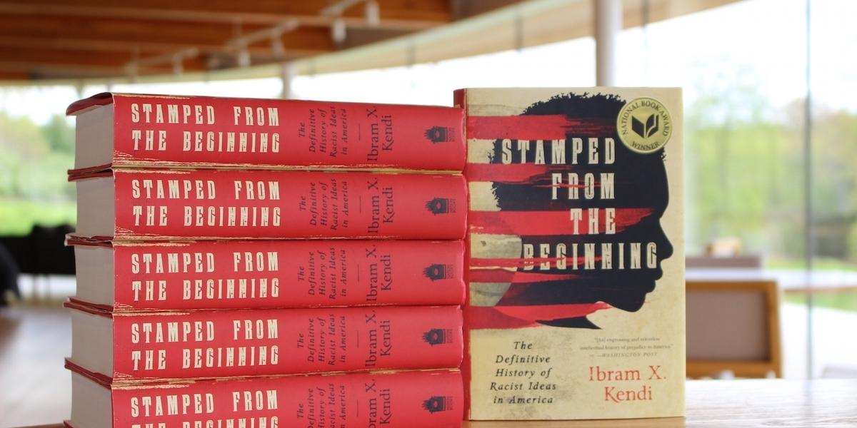 Ibram X. Kendi, Stamped From The Beginning, The Snowy Day, African American Literature, Racism, KOLUMN Magazine, KOLUMN