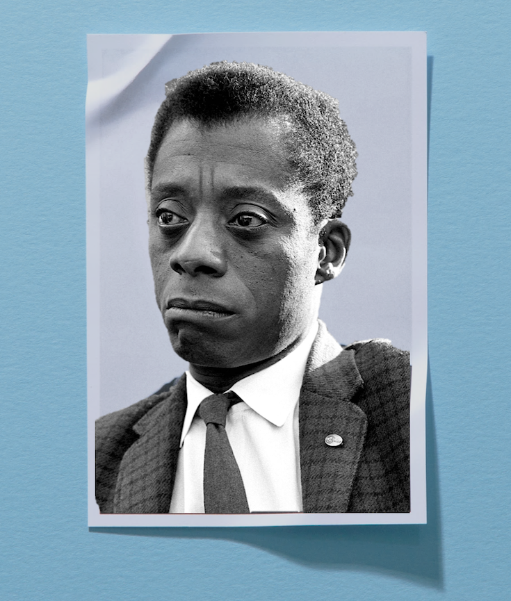 James Baldwin, William F Buckley, Black History, African American History, Racism, Civil Rights Activist, KOLUMN Magazine, KOLUMN