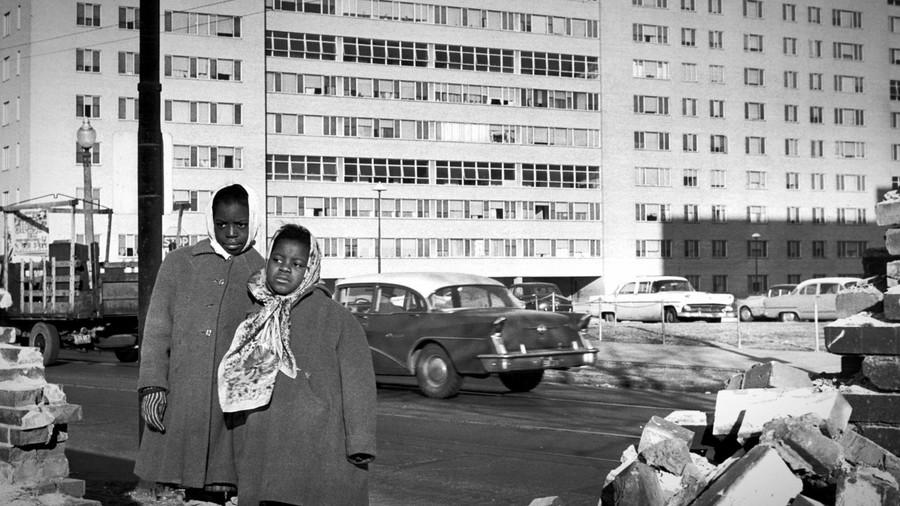 Pruitt-Igoe, Housing Projects, Sr Louis, Black Poverty, African American Lives, KOLUMN Magazine, KOLUMN