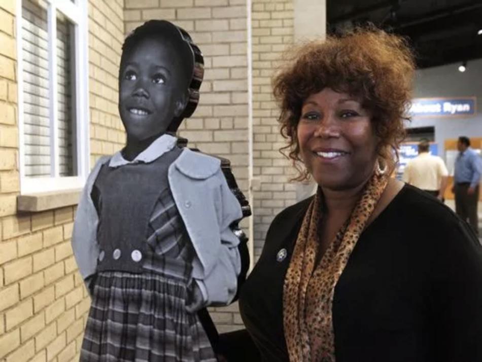 Ruby Bridges, African American History, Black History, KOLUMN Magazine, KOLUMN