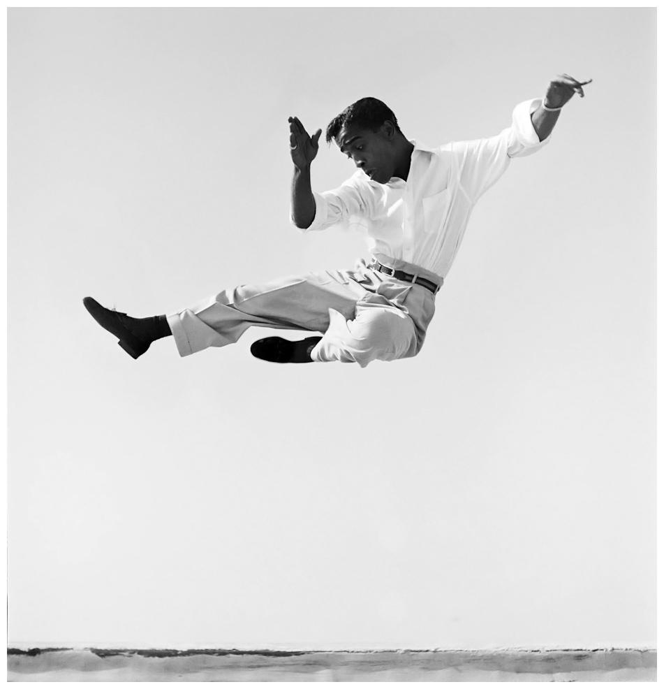 Sammy Davis Jr., African American Entertainer, Black Entertainers, Rat Pack, KOLUMN Magazine, KOLUMN