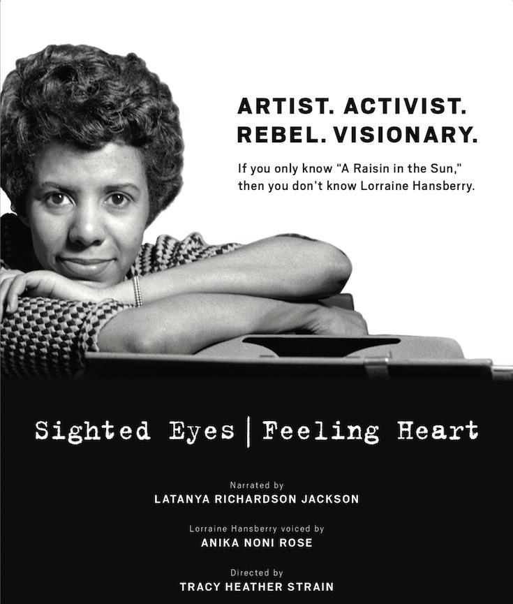Lorraine Hansberry, African American Literature, Black Literature, A Raisin In The Sun, Sighted Eyes, Sighted Eyes Feeling Heart, KOLUMN Magazine, KOLUMN