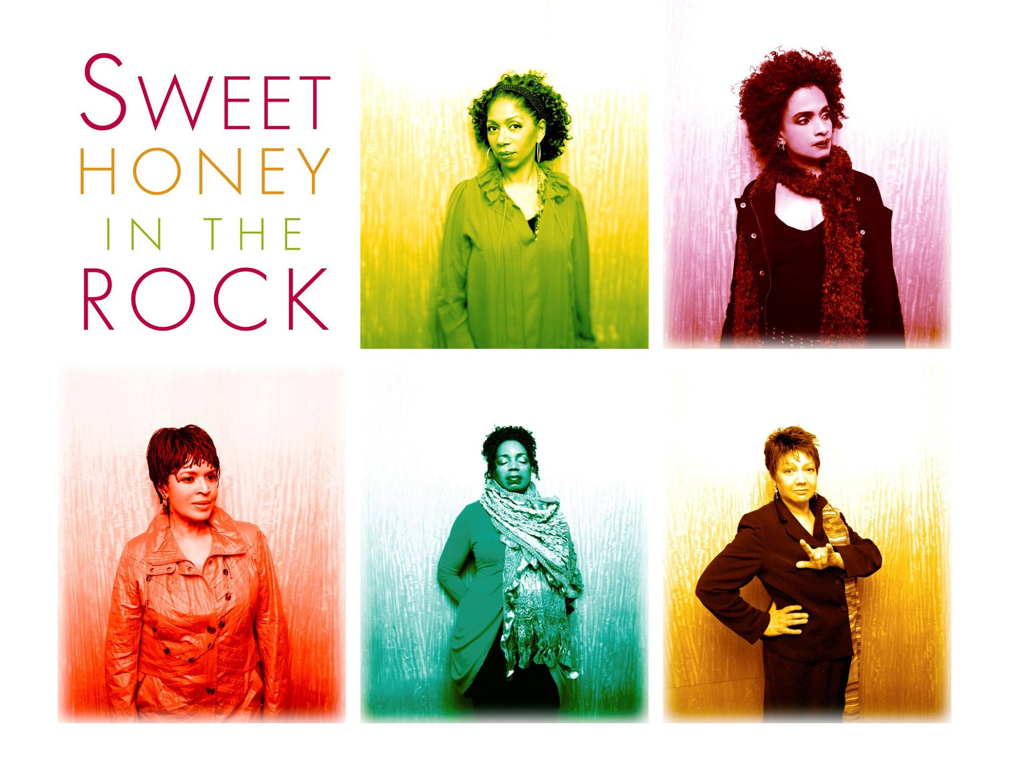 Sweet Honey In The Rock, African American Music, African American Entertainment, KOLUMN Magazine, KOLUMN