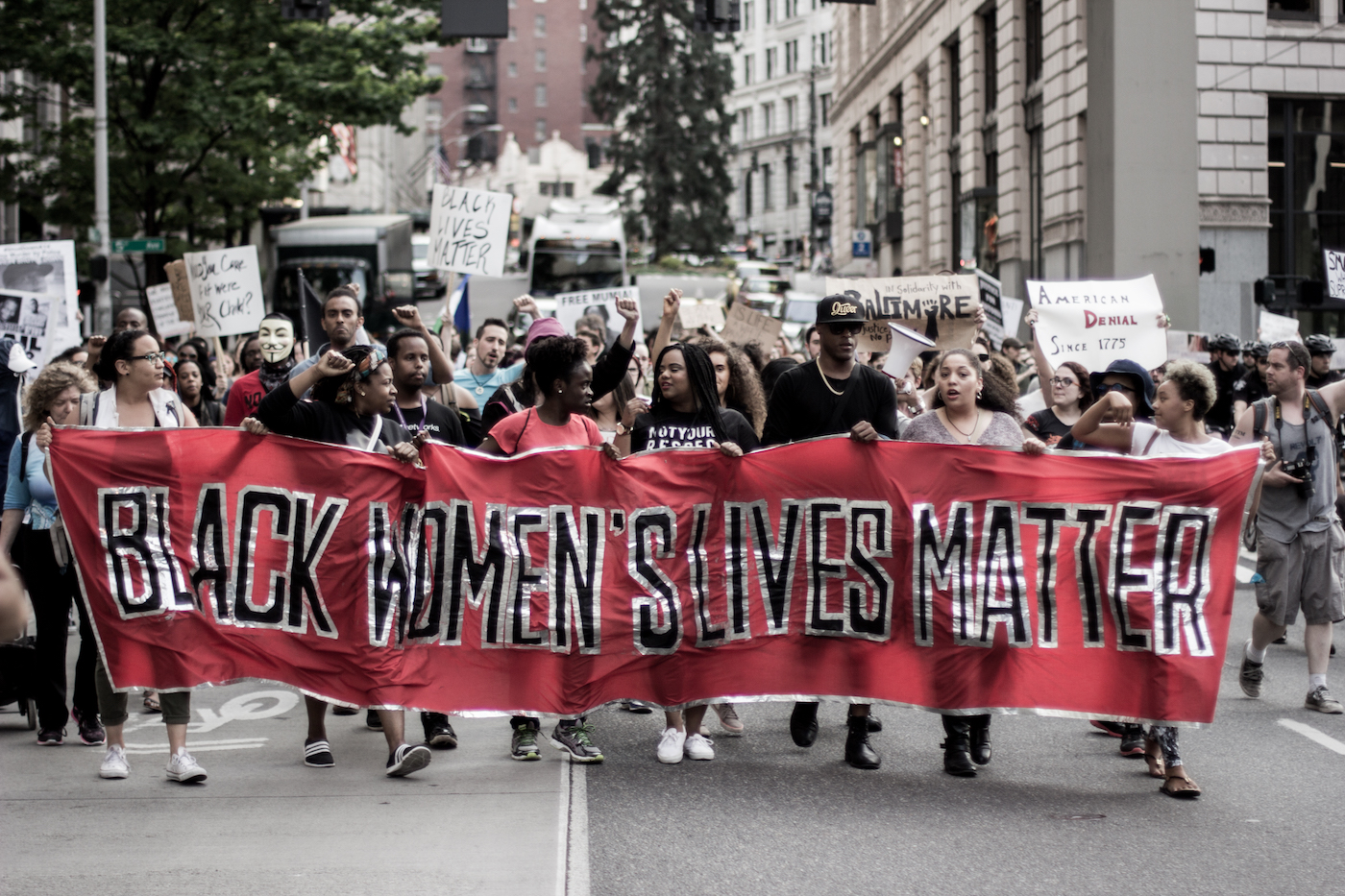 Black Lives Matter, Black Lives, BLM, Civil Rights, African American Rights, KOLUMN Magazine, KOLUMN