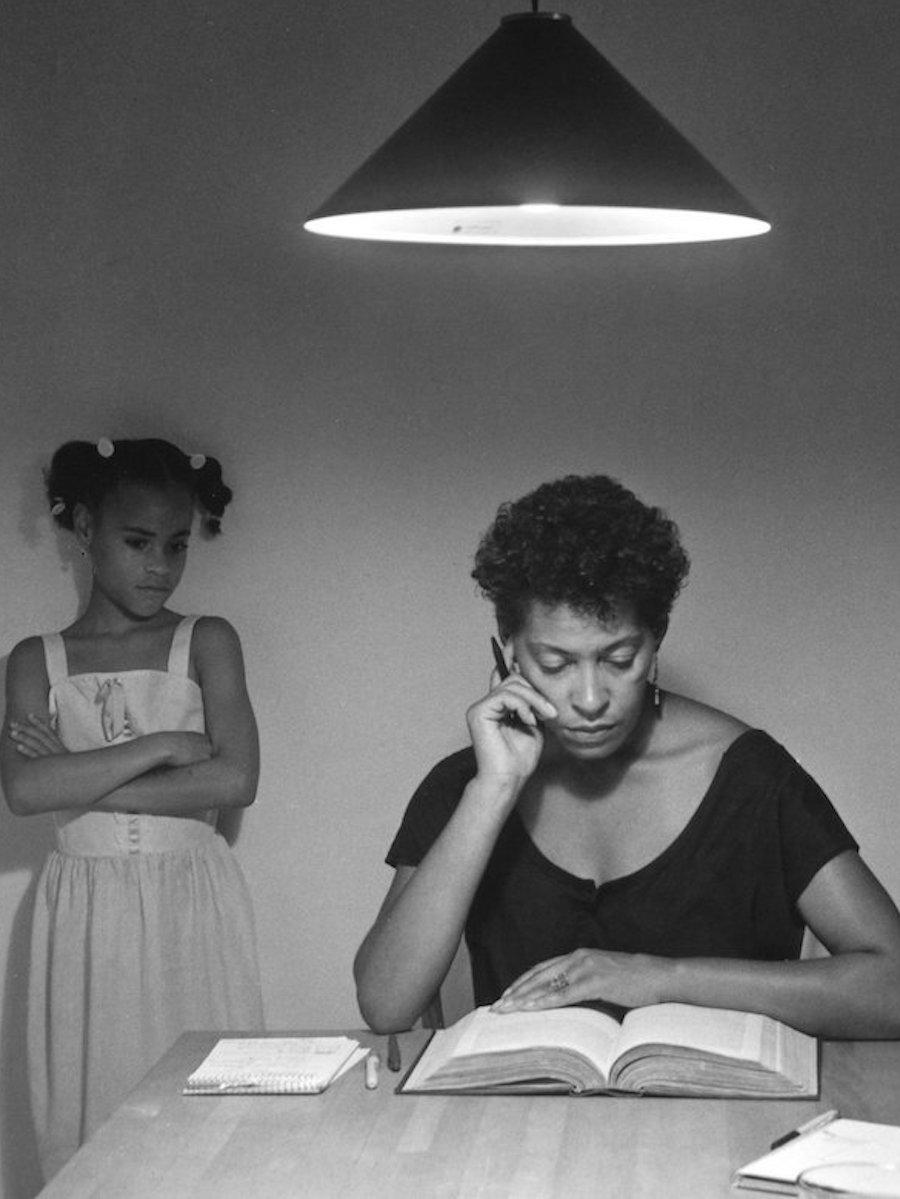 Emma Amos, Betye Saar, Carrie Mae Weems, African American Artist, KOLUMN Magazine, KOLUMN