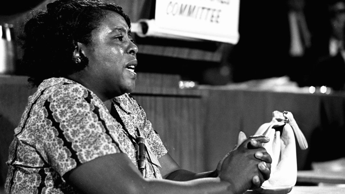 Fannie Lou Hamer, Civil Rights Activist, Civil Rights, African American History, Black History, Racism, KOLUMN Magazine, KOLUMN