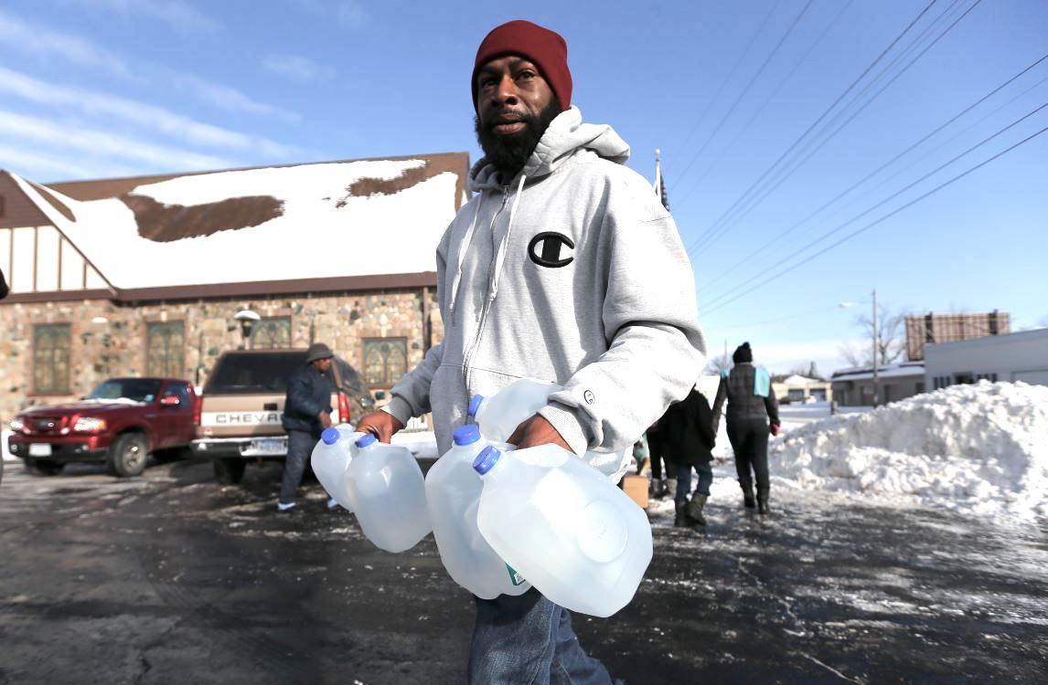 Flint, Flint Water Crisis, Water Crisis, African American Communities, African American Lives, KOLUMN Magazine, KOLUMN